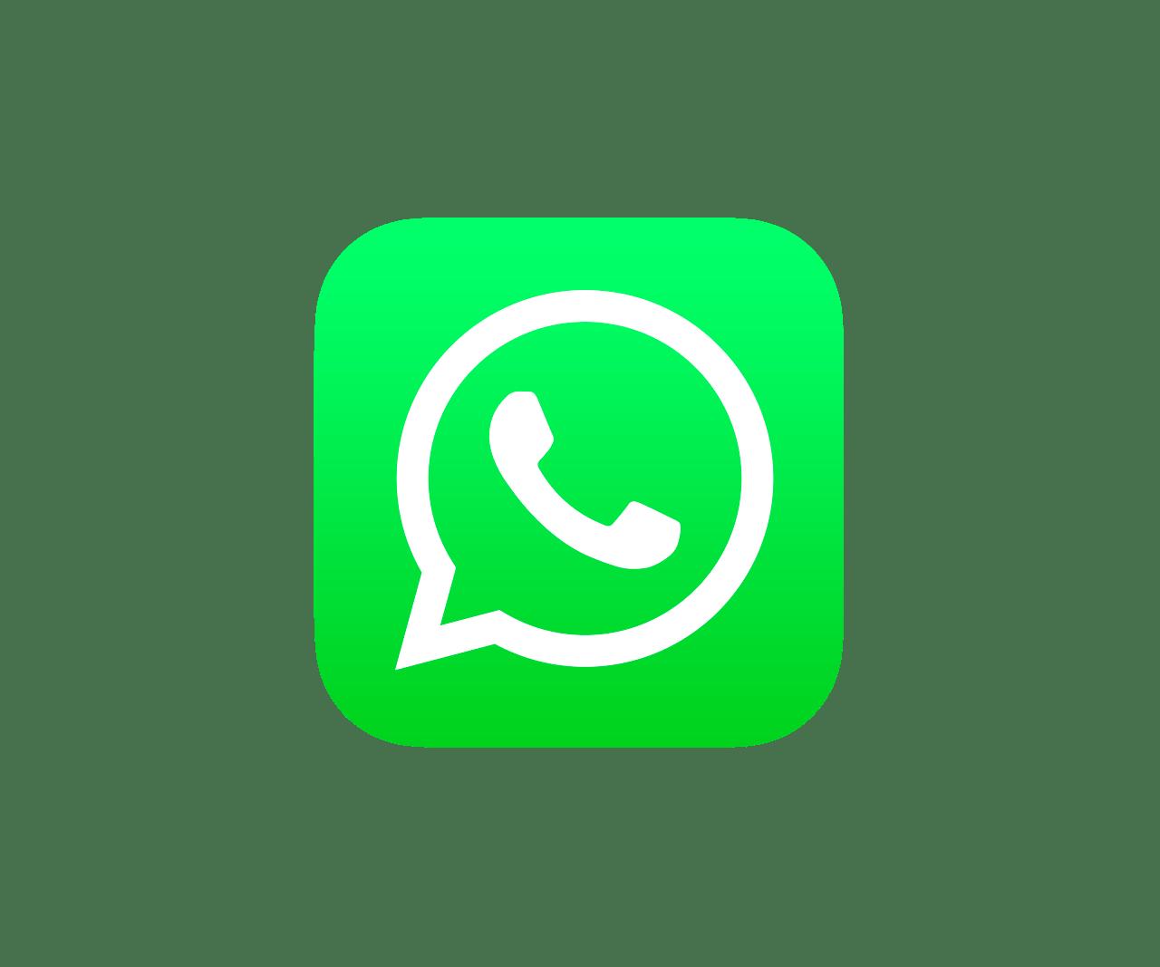 Whatsapp-solo petición de citas desde teléfono móvil